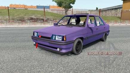 Renault 9 для Euro Truck Simulator 2