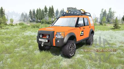 Land Rover Discovery 3 G4 Edition 2004 для MudRunner