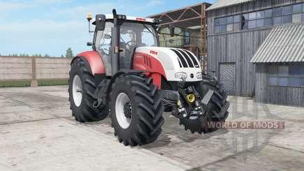 Steyr 6180&6225 CVT для Farming Simulator 2017