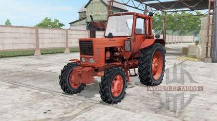 МТЗ-82 Беларус фронтальный погҏузчик для Farming Simulator 2017