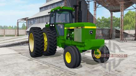 John Deere 4240&4440 для Farming Simulator 2017
