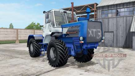 Т-150К синий окрас для Farming Simulator 2017