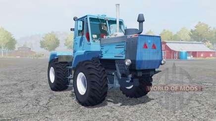 Т-150К-09 голубой окрас для Farming Simulator 2013