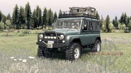 УАЗ-3153 1999 для Spin Tires