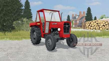 IMT 542 pigment red для Farming Simulator 2015