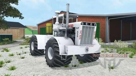 Big Bud KT 450 для Farming Simulator 2015