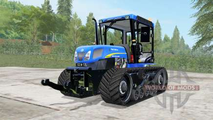 New Holland TK4060M azure для Farming Simulator 2017