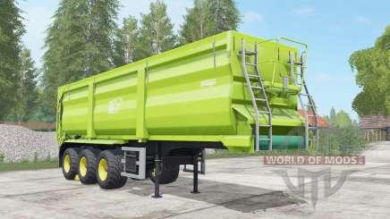 Krampe Sattel-Bandit 30-60 high capacity для Farming Simulator 2017