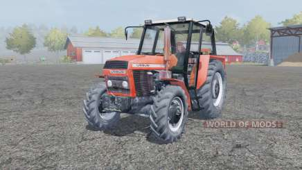 Ursus 1014 ᶆanual ignition для Farming Simulator 2013
