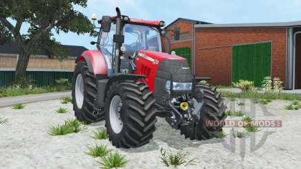 Case IH Puma 165 CVX FL console для Farming Simulator 2015