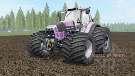 Deutz-Fahr 7210-7250 TTV Agroƫron для Farming Simulator 2017
