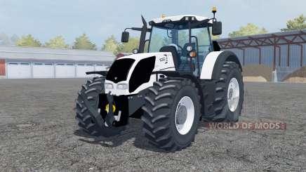 Valtra S352 manual ignition для Farming Simulator 2013