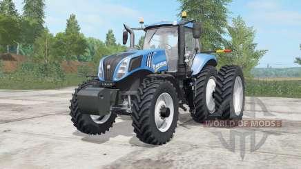 New Holland T8.320-T8.435 для Farming Simulator 2017