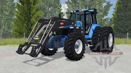 Ford 8970 front loader для Farming Simulator 2015