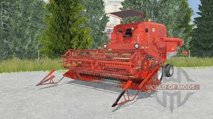 Bizon Super Z056 ogre odor для Farming Simulator 2015