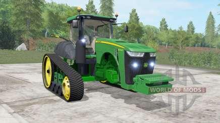 John Deere 8320RT-8370RT для Farming Simulator 2017