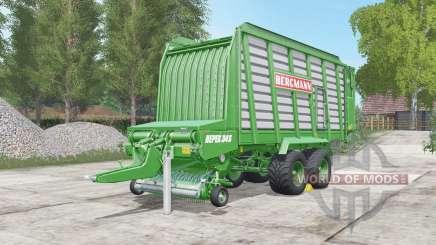 Bergmann Repex 34S felgenfarbe wählbar для Farming Simulator 2017