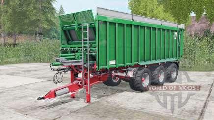 Kroger Agroliner TAW 30 high capacity для Farming Simulator 2017