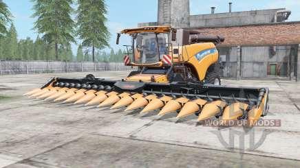 New Holland CR10.90 pastel orange для Farming Simulator 2017