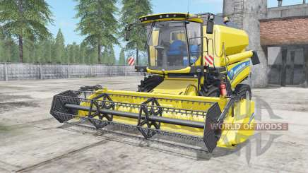 New Holland TC5.70-TC5.90 для Farming Simulator 2017