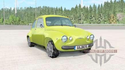 Autobello Piccolina Mecanodrive для BeamNG Drive