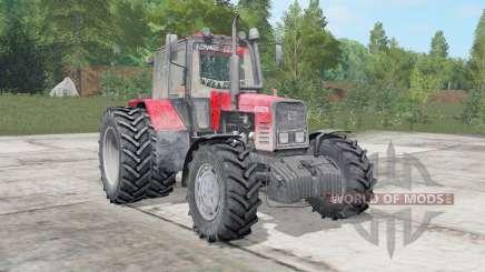 МТЗ-1221 Белаꝓус для Farming Simulator 2017