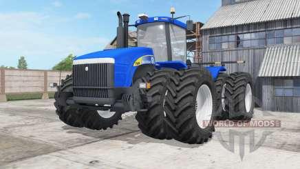 New Holland T9060 для Farming Simulator 2017