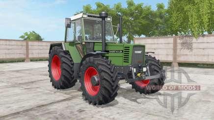 Fendt Favorit 611-615 LSA Turboɱatik E для Farming Simulator 2017