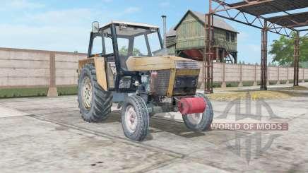 Ursus 912 burlywood для Farming Simulator 2017