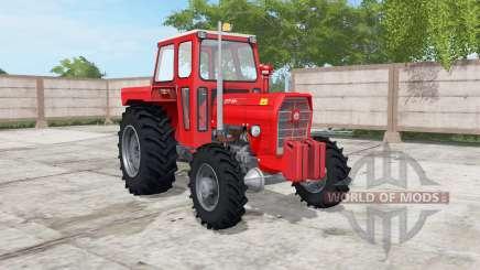 IMT 577 DV vivid red для Farming Simulator 2017