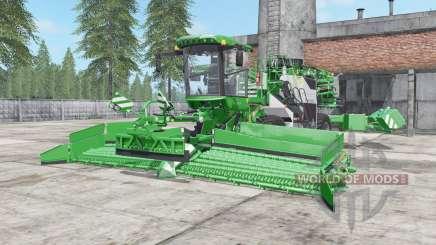 Holmer Terra Felis 2 для Farming Simulator 2017