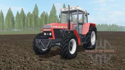 Zetor 12245 для Farming Simulator 2017