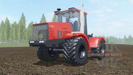 Кировец К-744Р3 карминно-розовый jrhfc для Farming Simulator 2017