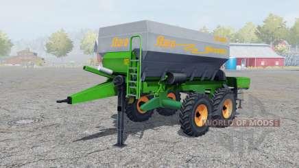 Stara Hercules 10000 french gray для Farming Simulator 2013
