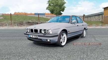 BMW M5 (E34) 1995 для Euro Truck Simulator 2