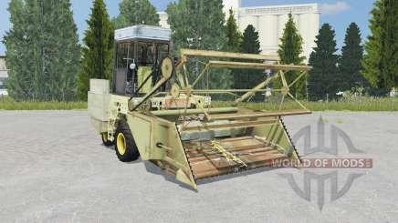 Fortschritt E 281-E для Farming Simulator 2015