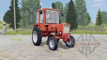 Т-25А умеренно-красный окрас для Farming Simulator 2015