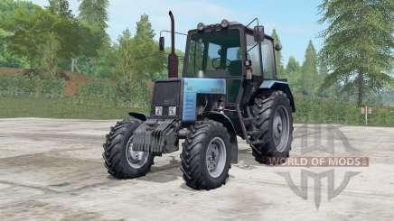 МТЗ-1025 Беларус фронтальный погрузчик для Farming Simulator 2017