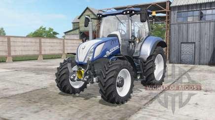 New Holland T5&T6 series для Farming Simulator 2017