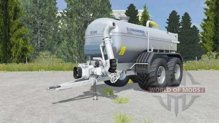 Zunhammer SKE 18500 для Farming Simulator 2015