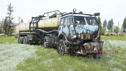 МАЗ-5429 для MudRunner