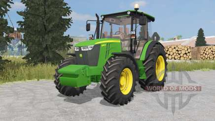 John Deere 5085M FL console для Farming Simulator 2015