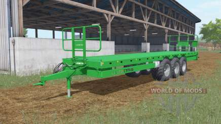 Laumetris PTL-20R pantone green для Farming Simulator 2017