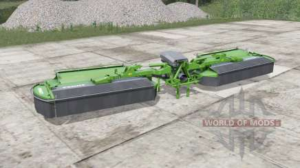 Fendt Slicer 8312 TL для Farming Simulator 2017
