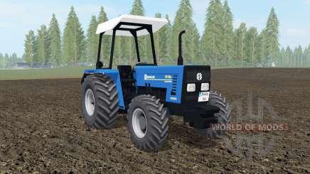 New Holland 55-56s FL console для Farming Simulator 2017