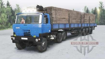 Tatra T815 для Spin Tires