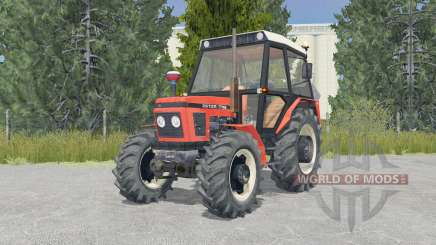 Zetor 7745 ogre odor для Farming Simulator 2015