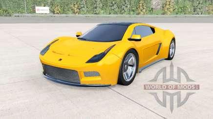 Saleem S5S Raptor для BeamNG Drive