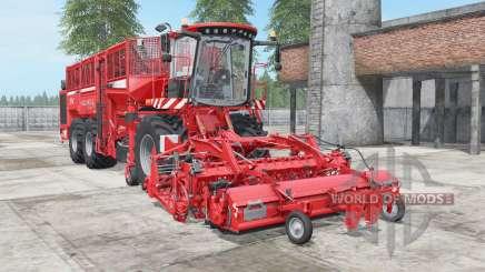 Holmer Terra Dos T4-40 light brilliant red для Farming Simulator 2017