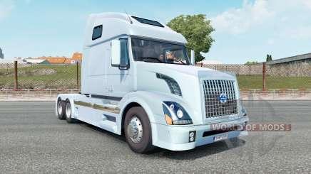 Volvo VNL 670 ziggurat для Euro Truck Simulator 2
